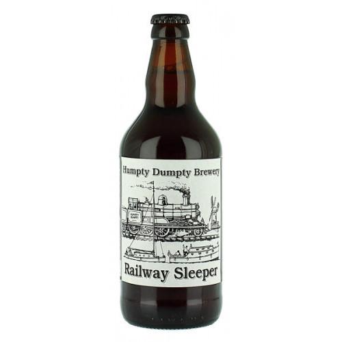 Humpty Dumpty Railway Sleeper