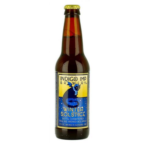 Indigo Imp Brewery Winter Solstice