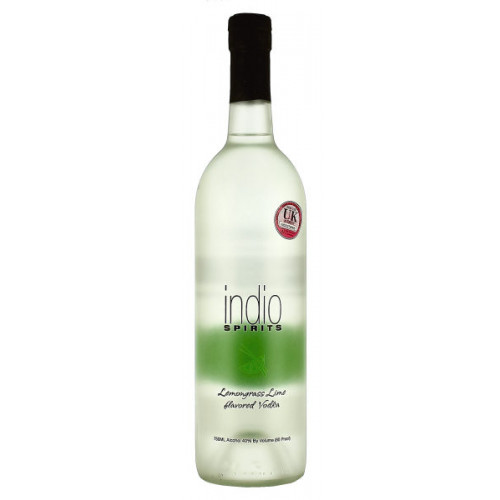 Indio Lemongrass and Lime Vodka