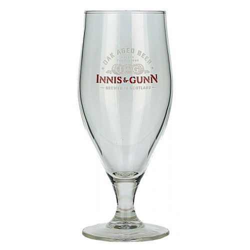 Innis and Gunn Goblet Glass