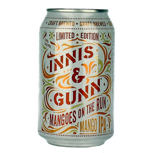 Innis and Gunn Mangoes on the Run 330ml Can