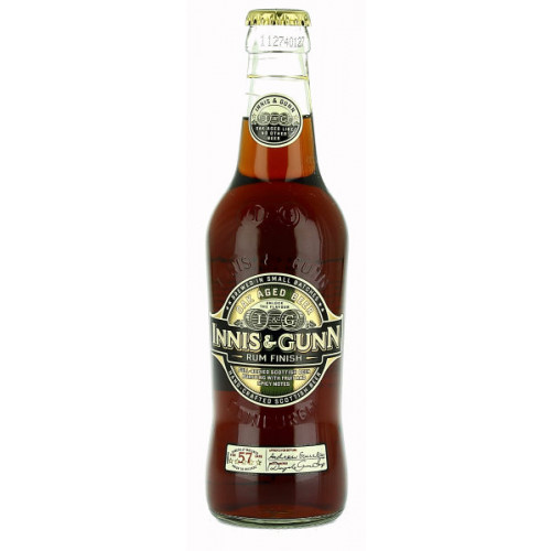 Innis and Gunn Rum Finish
