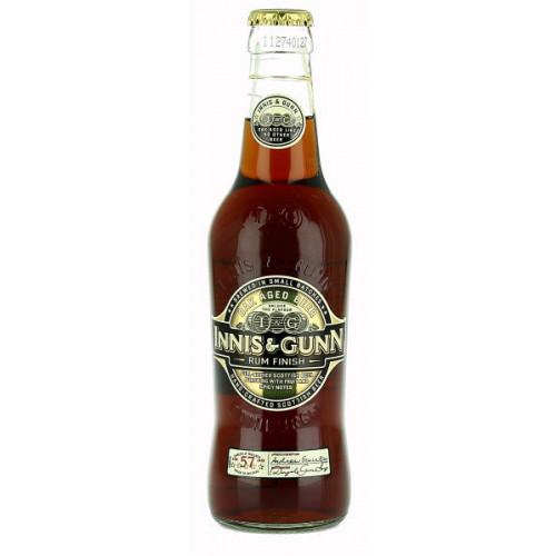 Innis and Gunn Rum Finish