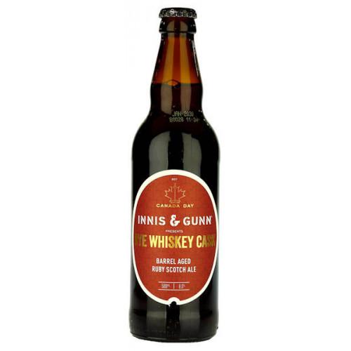 Innis and Gunn Rye Whiskey Cask