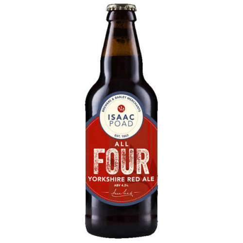 Isaac Poad All Four (B/B Date End 08/19)