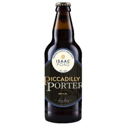 Isaac Poad Piccadilly Porter