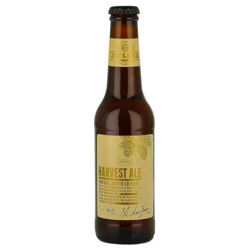 J W Lees Harvest Ale 2013