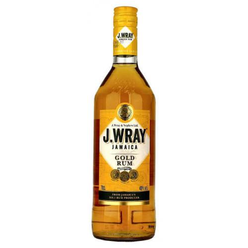 J Wray Gold Jamaica Rum