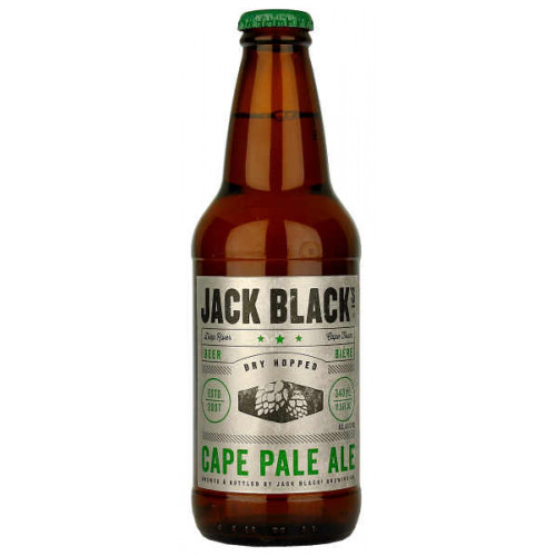 Jack Black Cape Pale Ale
