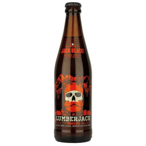Jack Black Lumberjack Amber Ale