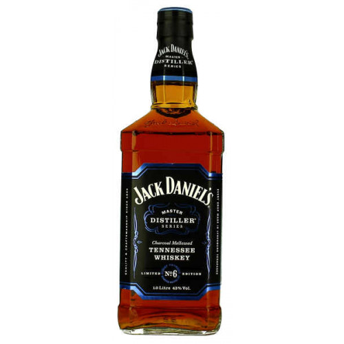 Jack Daniels Master Distiller No.6 1 Litre