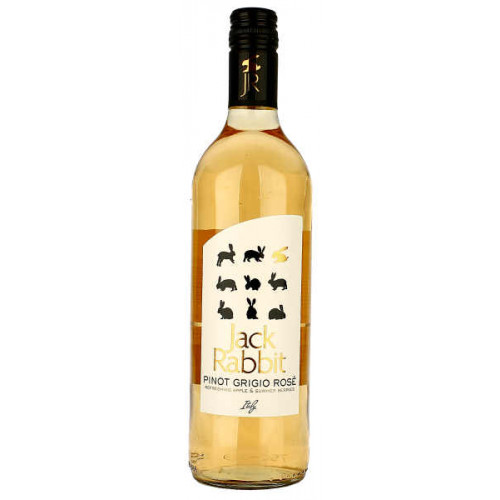 Jack Rabbit Pinot Grigio Rose