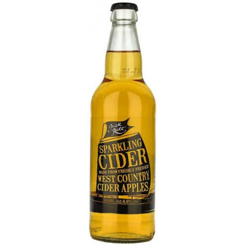 Lyme Bay Jack Rat Sparkling Cider 500ml