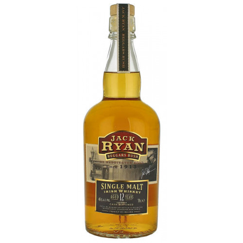 Jack Ryan Beggars Bush Irish Whiskey