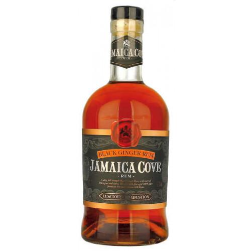 Jamaica Cove Black Ginger Rum