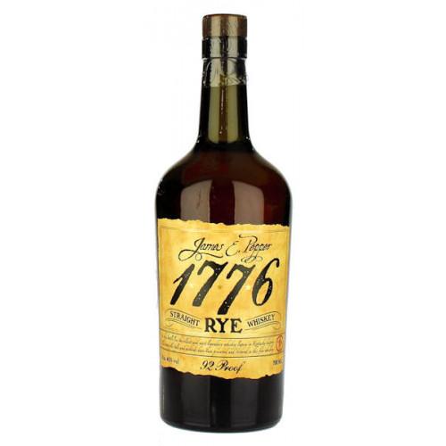 James E Pepper 1776 Straight Rye Whiskey