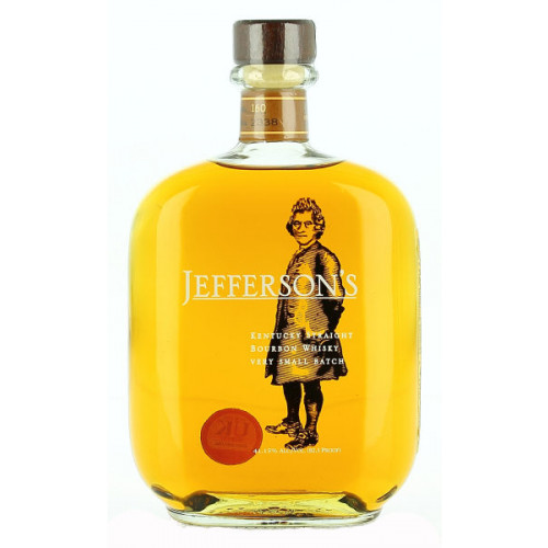 Jeffersons Kentucky Straight Bourbon