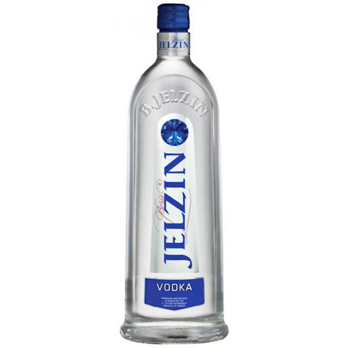 Jelzin Vodka 1 Litre