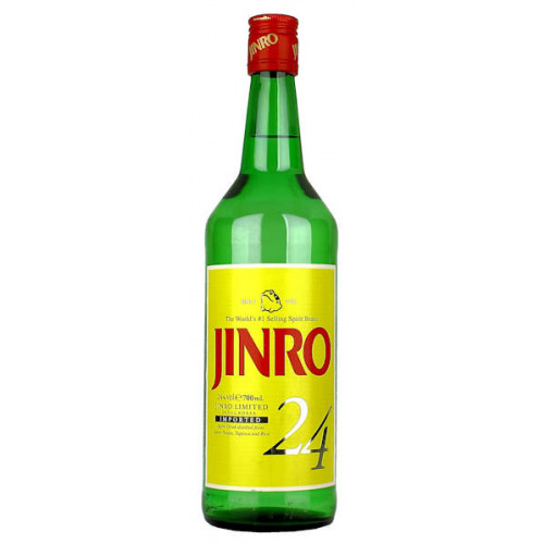 Jinro 24 Soju 700ml