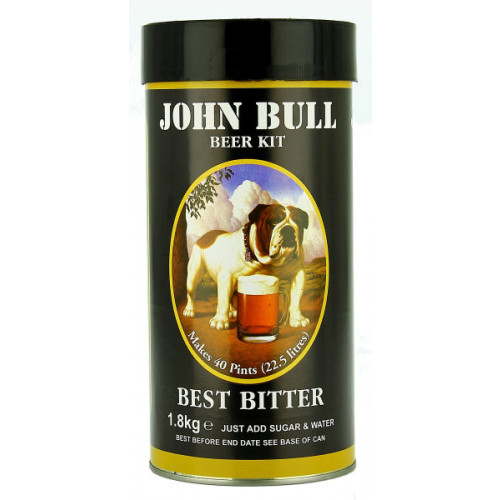 John Bull Best Bitter Home Brew Kit