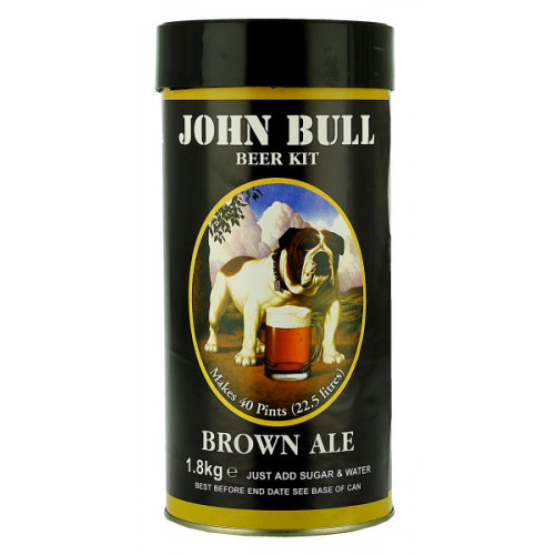 John Bull Brown Ale Home Brew Kit