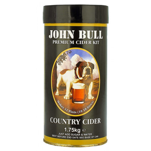 John Bull Country Cider Home Brew Kit