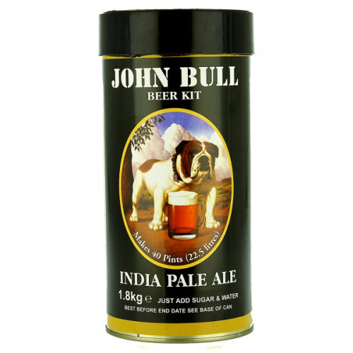 John Bull IPA Home Brew Kit
