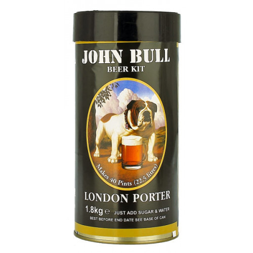 John Bull London Porter Home Brew Kit