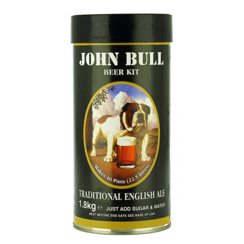 John Bull Trad English Ale Home Brew Kit