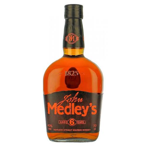 John Medleys 6yo Bourbon Whiskey