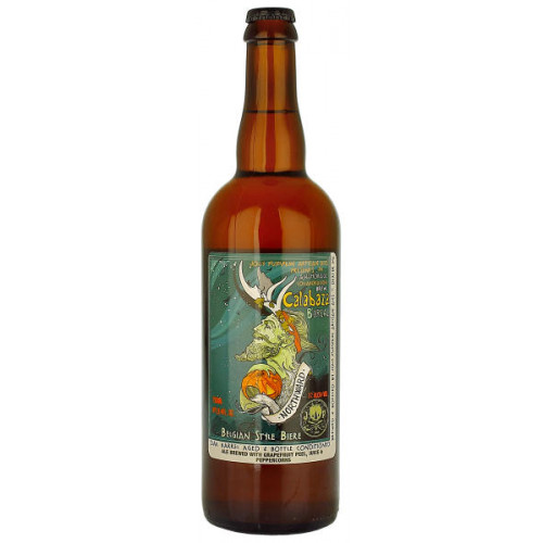 Jolly Pumpkin/Anchorage Calabaza Boreal