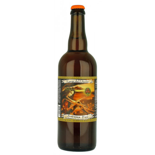 Jolly Pumpkin Fuego del Otono (Autumn Fire)
