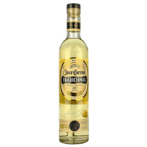 Jose Cuervo Tradicional Reposado Tequila