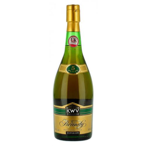 KWV Superior 5 Star Brandy