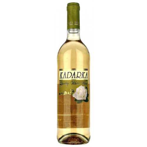 Kadarka White Semi Sweet Wine
