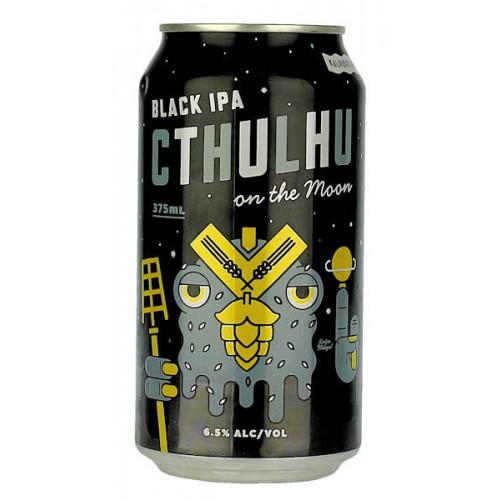 Kaiju Cthulhu On The Moon Black IPA