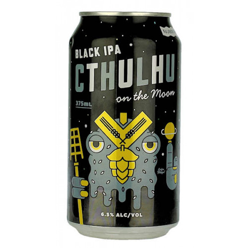Kaiju Cthulhu On The Moon Black IPA