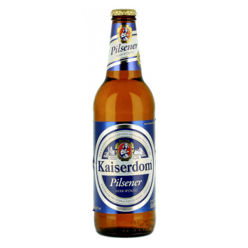 Kaiserdom Pilsener (Bottle)