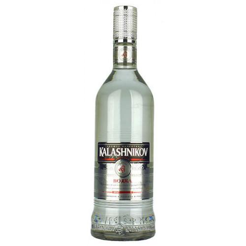 Kalashnikov Premium Vodka 6 Stern