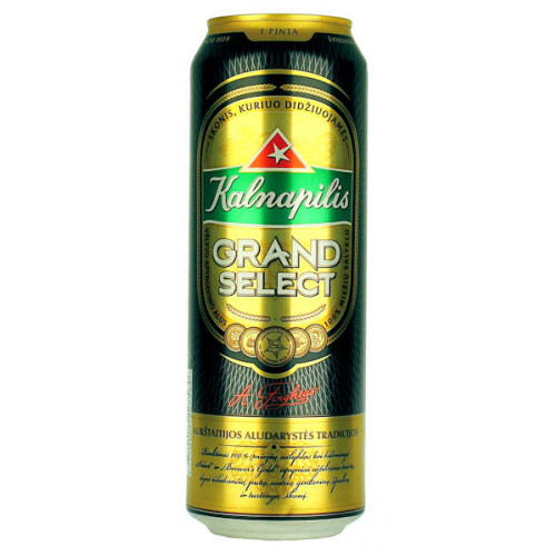 Kalnapilis Grand Select Can