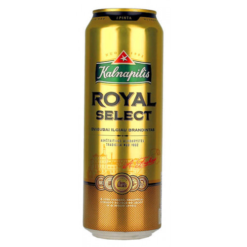 Kalnapilis Royal Select Can