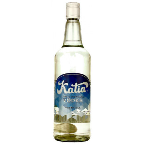 Katia Triple Distilled Vodka