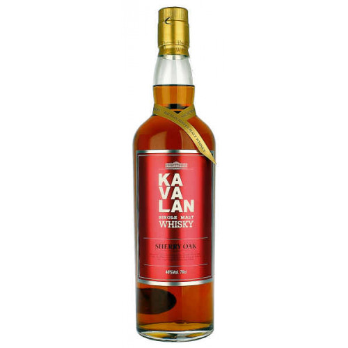 Kavalan Single Malt Whisky Sherry Oak
