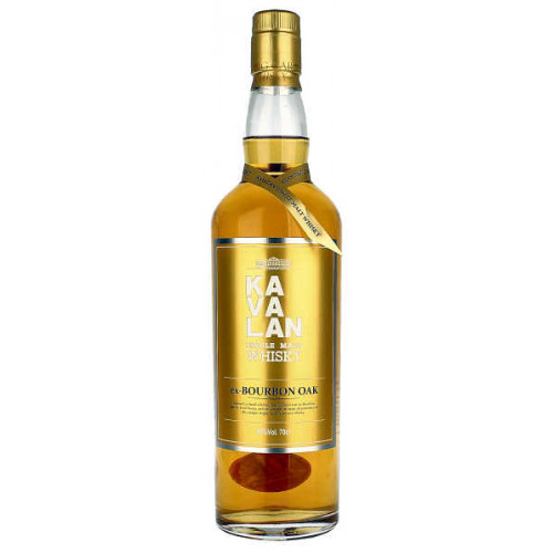 Kavalan Single Malt Whisky ex-Bourbon Oak
