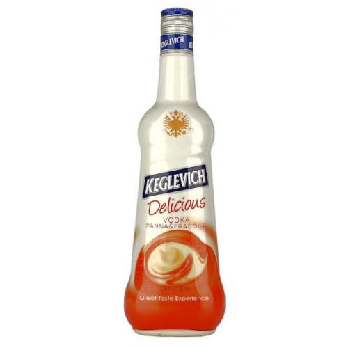 Keglevich Vodka Strawberry and Cream