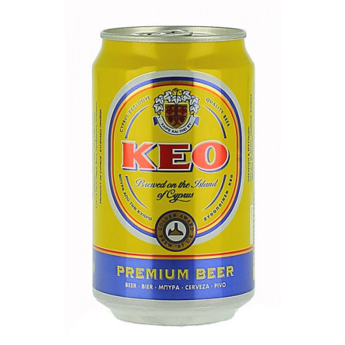Keo 330ml Can