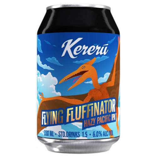 Kereru Flying Fluffinator