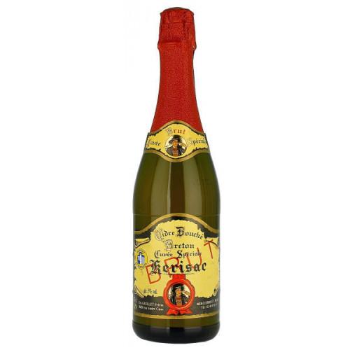 Kerisac Cidre Bouche Breton Brut