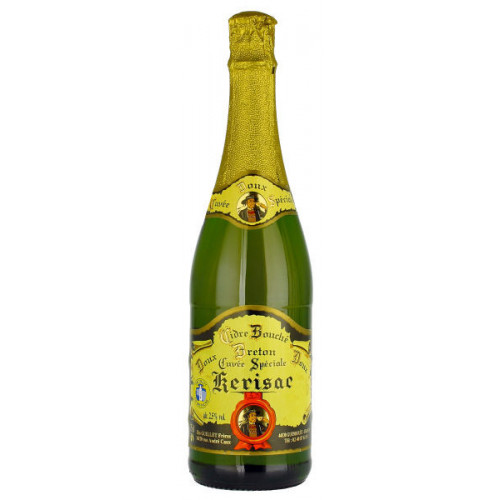 Kerisac Cidre Bouche Breton Doux