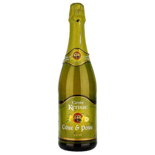 Kerisac Cidre and Poire